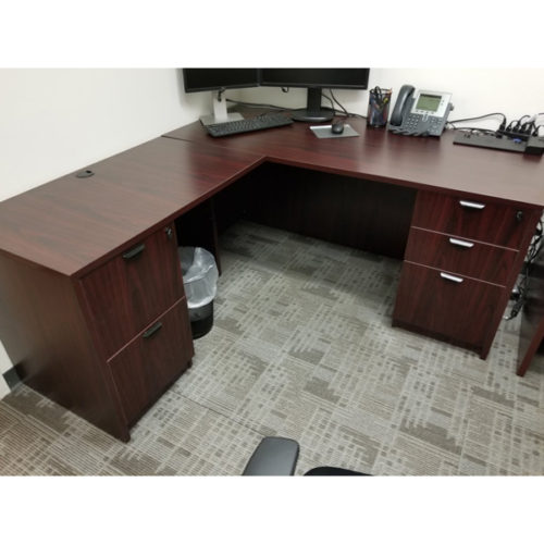 Used L Desks