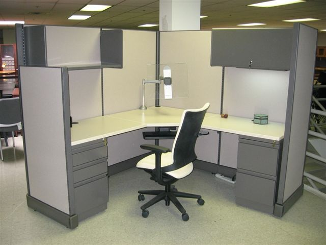 At Ajax, We Build Cubicles And Office Furniture On Site And PASS THE  SAVINGS TO YOU!!