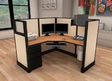 cubicle 5x5x53