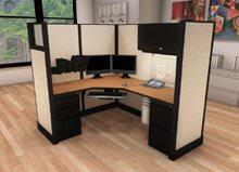 cubicle 5x6x67