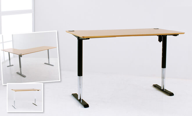 Height adjustable desk clearwater fl for Consignment furniture clearwater