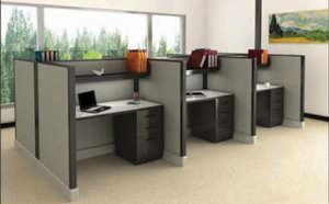 Cubicles, Workstations and Telemarketing Stations