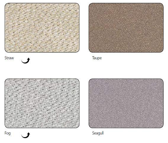 Ajax Standard Fabric Samples