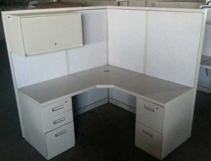 Used Steelcase Stations