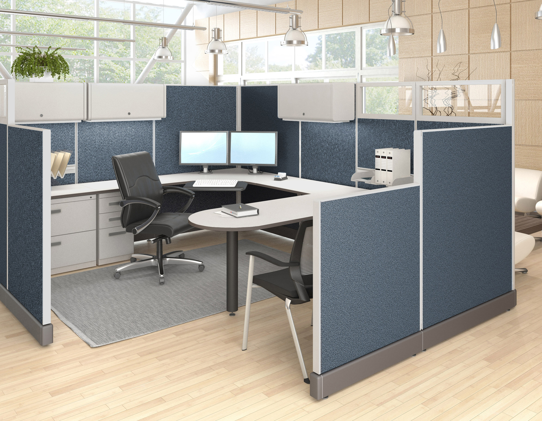 Cubicles Ft Myers Workstations Ajax Business Interiors
