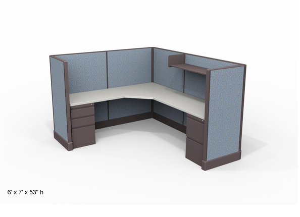 Used Workstations Cubicles Office Furniture Cheap Call Ajax 727 535 1300