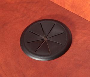 Grommet cover detail