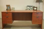 Office Furniture - Desks, Credenzas, Hutches, Files, Bookcases