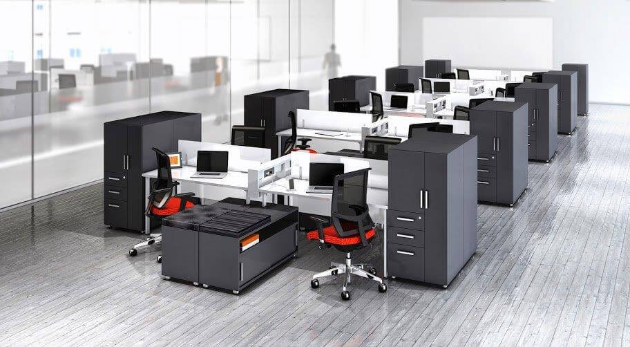 Modern Office Cubicles Tampa Fl