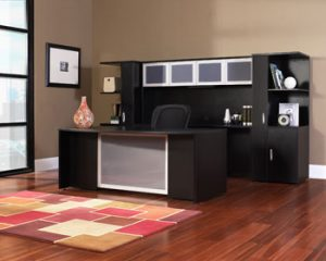 Office At Ajax Business Interiors Executive Desk Set Clearwater Fl